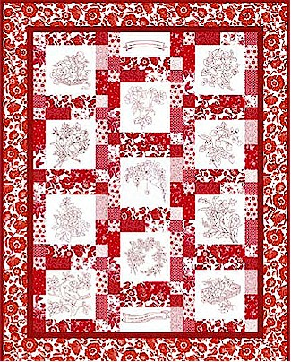 Discover Free Quilt Patterns - Free Downloadable Quilting Patterns