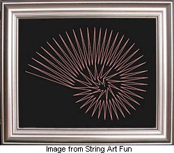 String Art, String Along, String Art Patterns, String Art Kits