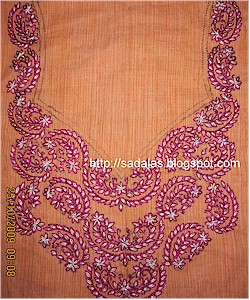 Art & Crafts of India #2: Indian Hand Embroidery
